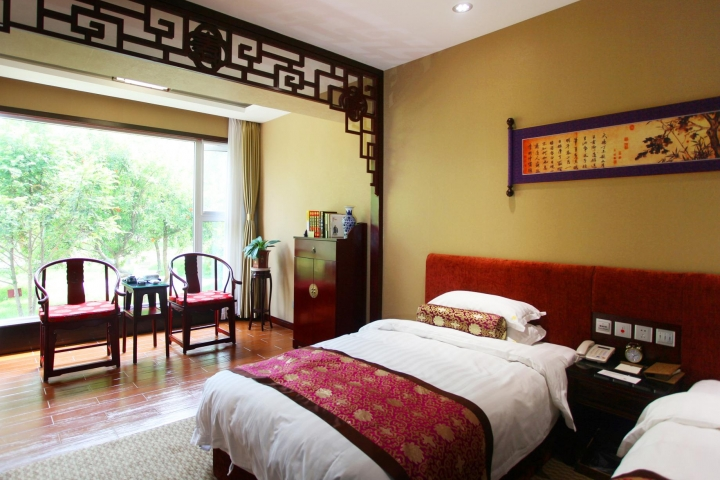 Qufu Hotel Mingzuo Xingtan
