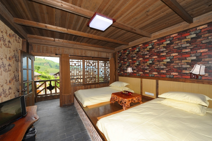 Star wish hotel Longsheng longji