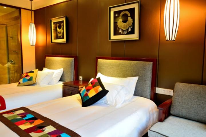 Yunzhihui Longsheng spa boutique hôtel