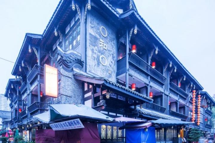 Chengdu Buddha Zen Hotel