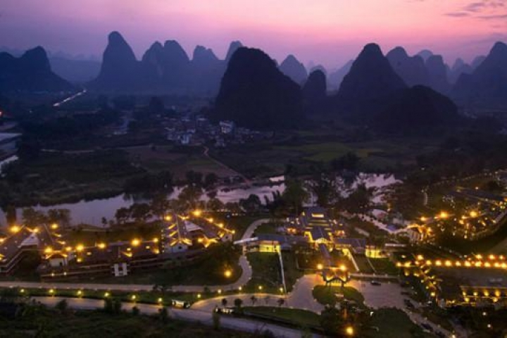 Yangshuo Riverside Resort Hotel