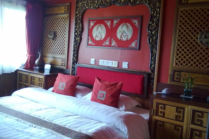 Longsheng Li'an Lodge Hotel
