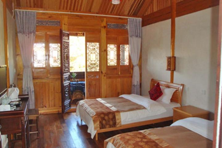 Shaxi gudao Hotel