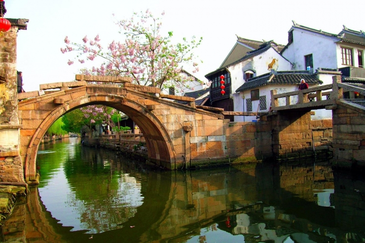 Guide franco: Tongli et Zhouzhuang